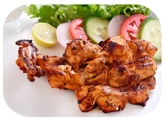 Chicken Tikka (Main)